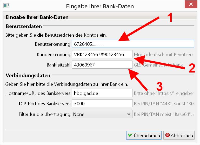 Hibiscus_06_Bankzugangsdaten