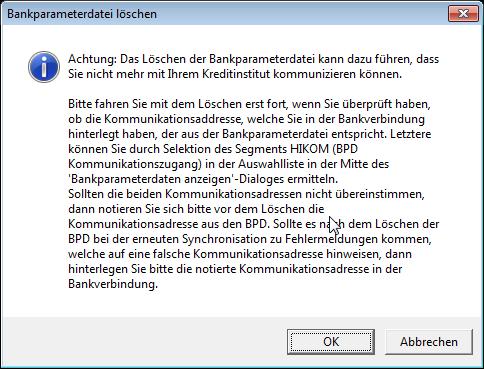 vrnws_bankparameterdaten_loeschen